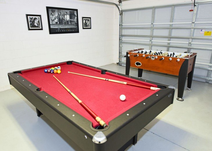 FREE Pool/Spa heat for Jan! 5 br home located in Aviana w/ game room #21