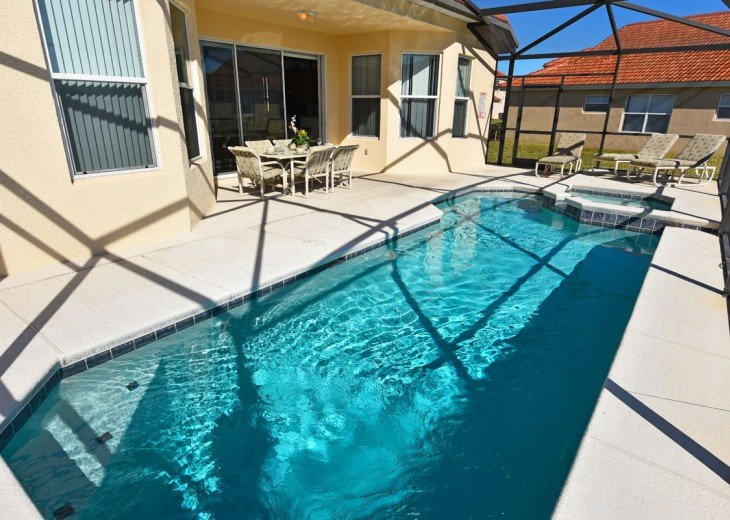 FREE Pool/Spa heat for Jan! 5 br home located in Aviana w/ game room #23