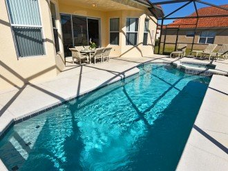 FREE Pool/Spa heat for Jan! 5 br home located in Aviana w/ game room #1