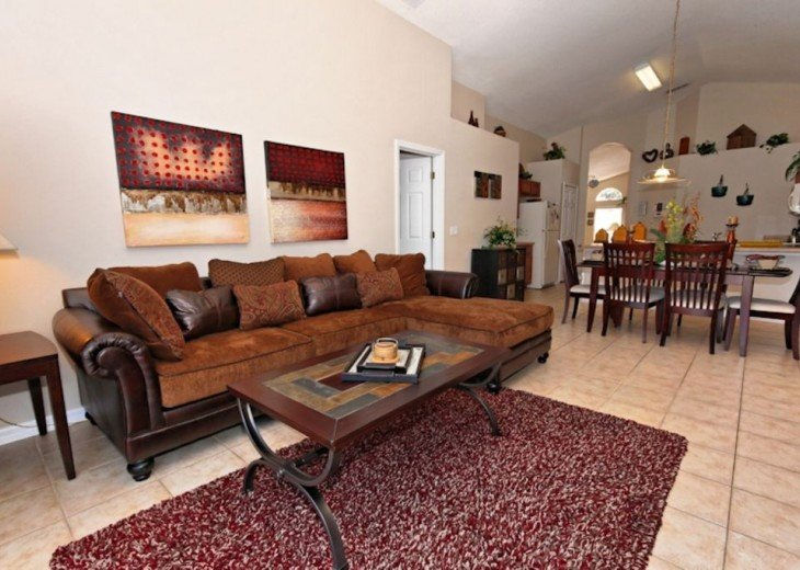 FREE pool/spa heat for January! Luxury! 4BR home Game room & Lake Front #9