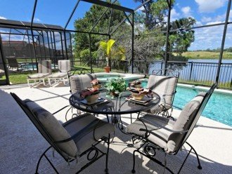 FREE pool/spa heat for January! Luxury! 4BR home Game room & Lake Front #1