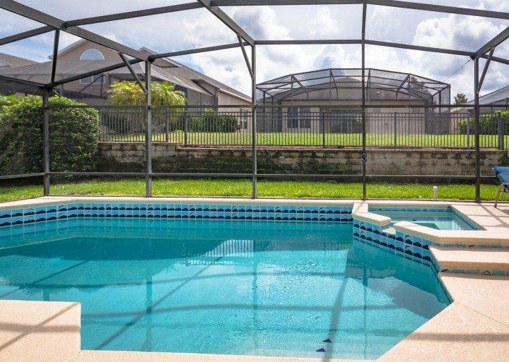 Discover newly refurbished 4 BR Windsor Palms Resort #26