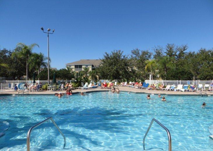 Discover newly refurbished 4 BR Windsor Palms Resort #36