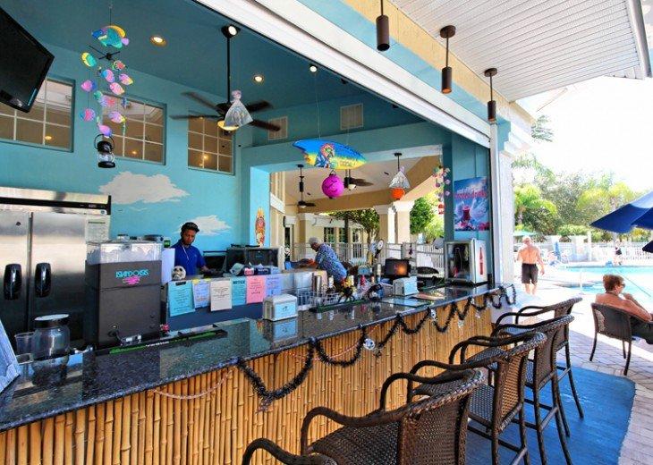 Discover newly refurbished 4 BR Windsor Palms Resort #37
