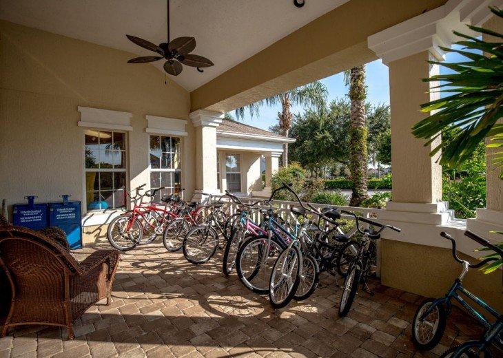 Discover newly refurbished 4 BR Windsor Palms Resort #31