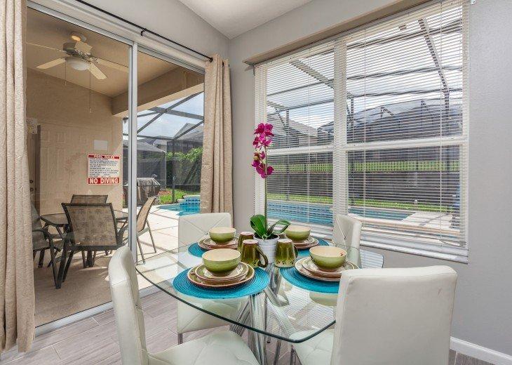 Discover newly refurbished 4 BR Windsor Palms Resort #5