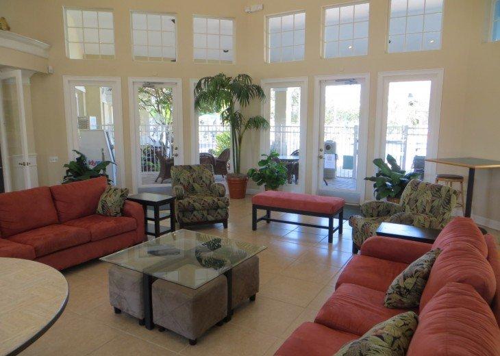 Discover newly refurbished 4 BR Windsor Palms Resort #46