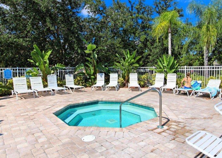 Discover newly refurbished 4 BR Windsor Palms Resort #40