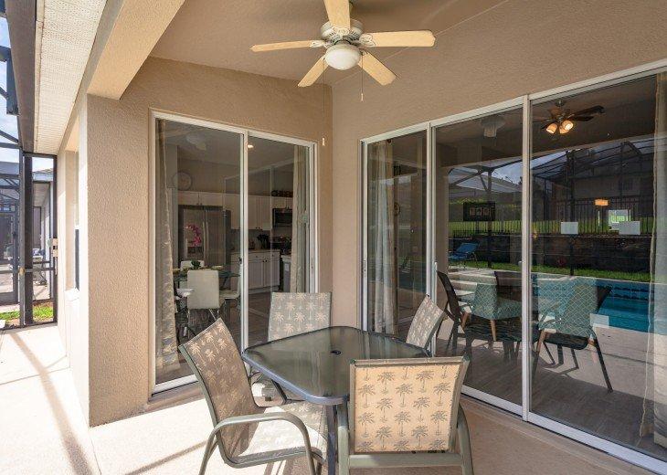 Discover newly refurbished 4 BR Windsor Palms Resort #23