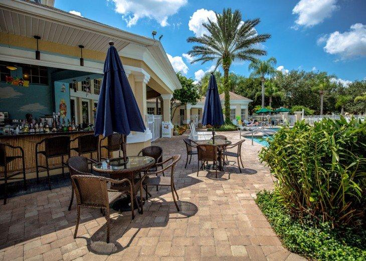 Discover newly refurbished 4 BR Windsor Palms Resort #48