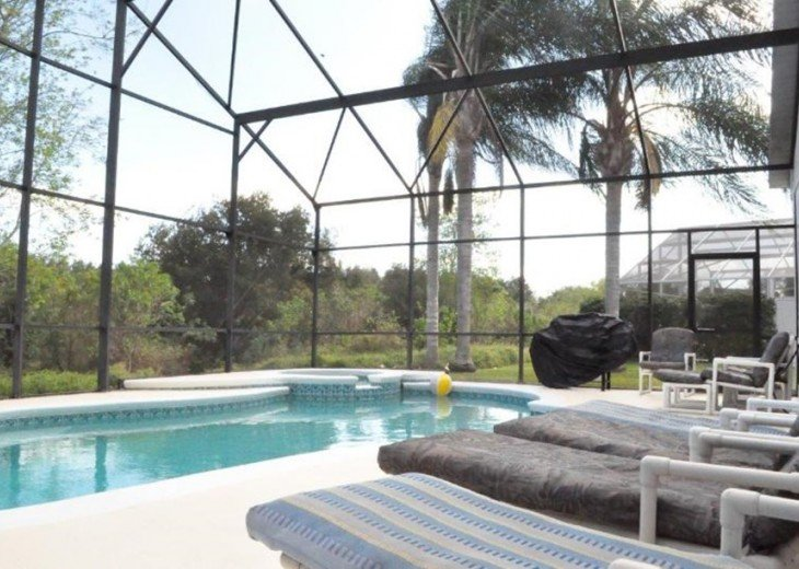Lakeside pool villa, kissimmee 3 miles disney #7