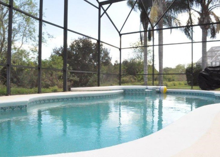 Lakeside pool villa, kissimmee 3 miles disney #17