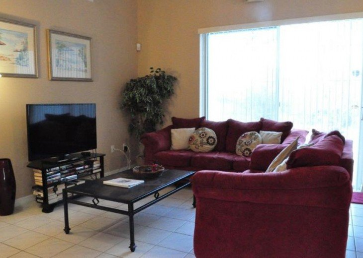 Lakeside pool villa, kissimmee 3 miles disney #8