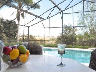 Lakeside pool villa, kissimmee 3 miles disney #1