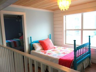 The Coconut Cottage is GULF FRONT with Private Tiki Hut! #1