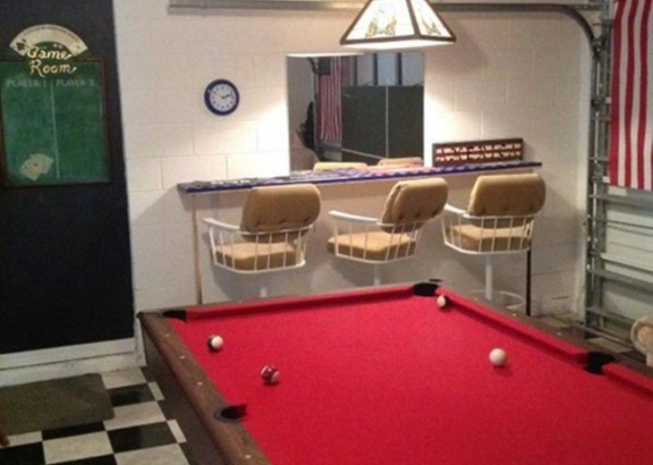 Disney Area Villa with Pool #72