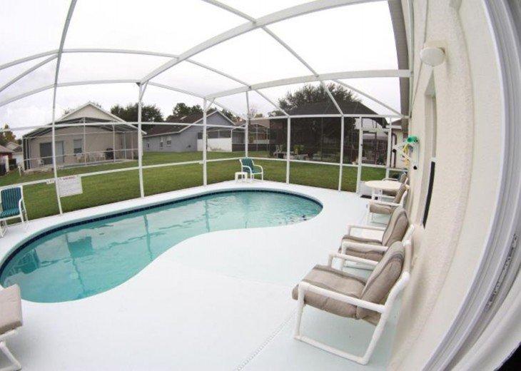 Disney Area Villa with Pool #80