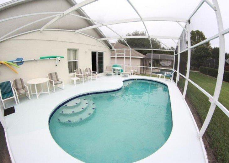 Disney Area Villa with Pool #84