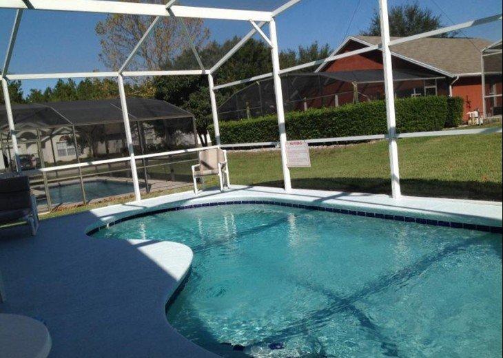 Disney Area Villa with Pool #87