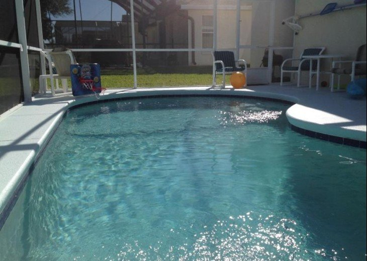 Disney Area Villa with Pool #86