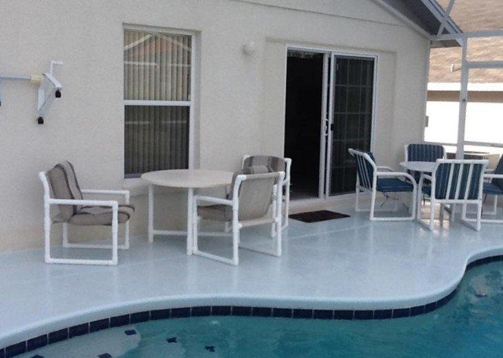 Disney Area Villa with Pool #82