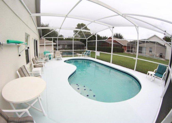 Disney Area Villa with Pool #83