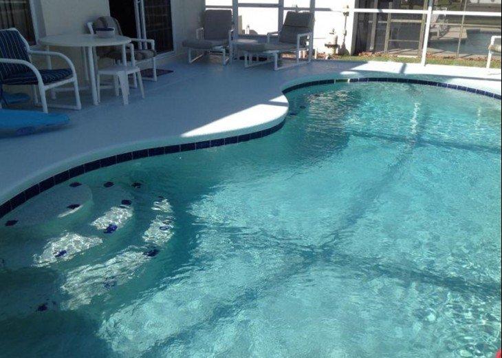 Disney Area Villa with Pool #88