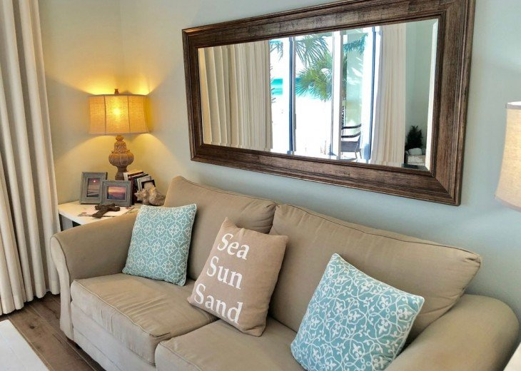 1st Floor Beach Front - Includes Private Parking + Beach Chairs (March - Oct) #20