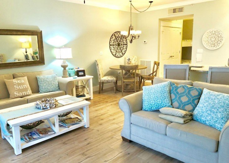 1st Floor Beach Front - Includes Private Parking + Beach Chairs (March - Oct) #22