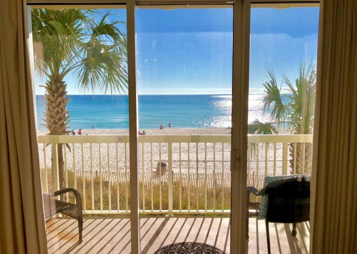 1st Floor Beach Front - Includes Private Parking + Beach Chairs (March - Oct) #40