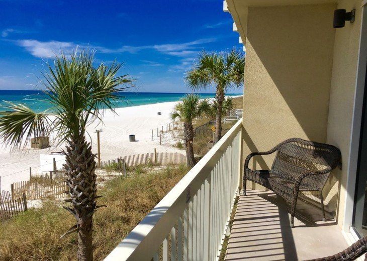 1st Floor Beach Front - Includes Private Parking + Beach Chairs (March - Oct) #38