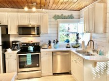 Spring DEALS! - 30 Feet to the Beach! 2Br w/ Bunks - NEW Kitchen! #1