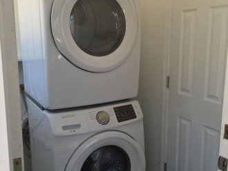 Full Size NEW Samsung Laundry