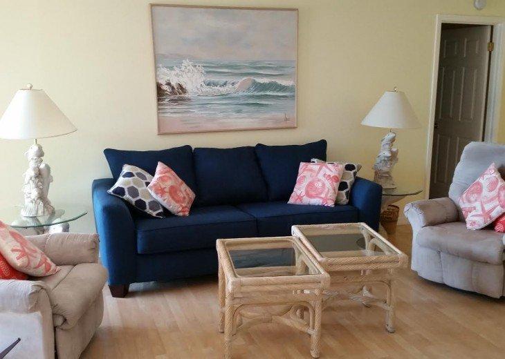 1 BEDROOM PENTHOUSE BEACH CONDO #2502 #5