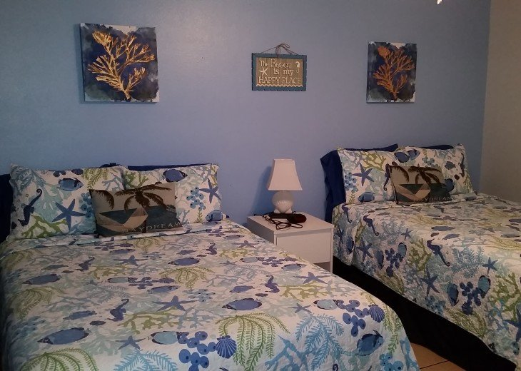 2ND BDRM - 2 FULL BEDS