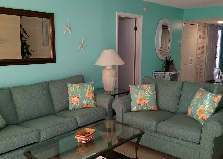 2 BEDROOM POOLSIDE BEACH CONDO #2104 #5