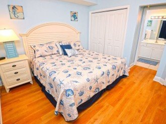 Beach Front! Beach Service! New Purple Mattress! Clean and Ready for you! #1