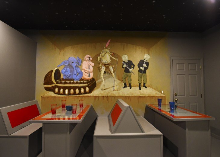 STAR WARS game room! NEW 7 bedroom Watersong pool house from $185 WR844 #26