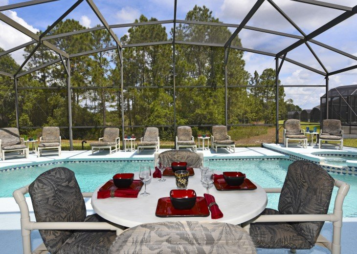 STAR WARS game room! NEW 7 bedroom Watersong pool house from $185 WR844 #27