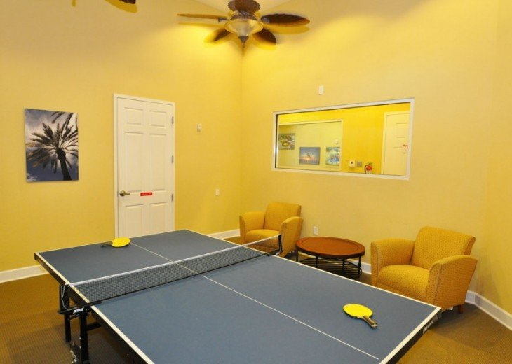 STAR WARS game room! NEW 7 bedroom Watersong pool house from $185 WR844 #37