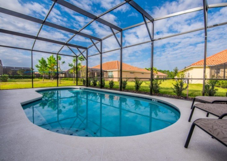 LAZY RIVER! NEW 6 bedroom Solterra pool home from $205 SR4164 #24
