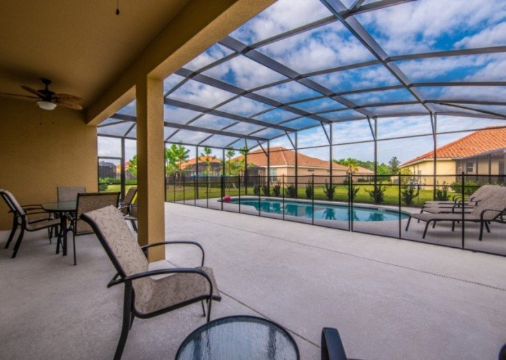 LAZY RIVER! NEW 6 bedroom Solterra pool home from $205 SR4164 #26