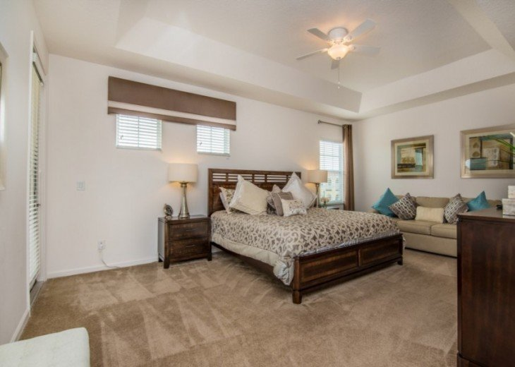 LAZY RIVER! NEW 6 bedroom Solterra pool home from $205 SR4164 #11