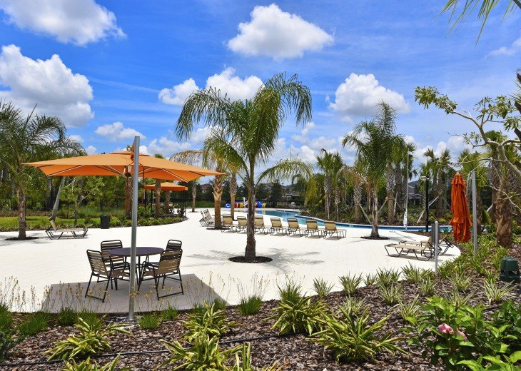 LAZY RIVER! NEW 6 bedroom Solterra pool home from $205 SR4164 #32