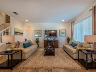 LAZY RIVER! NEW 6 bedroom Solterra pool home from $205 SR4164