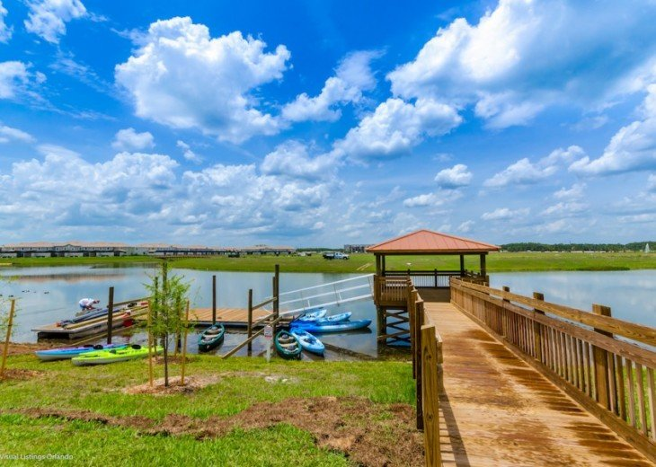 LAZY RIVER! 5 ENSUITES Storey Lake pool house +game room from $195 SL4724 #38