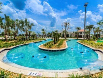 LAZY RIVER! 5 ENSUITES Storey Lake pool house +game room from $195 SL4724 #1