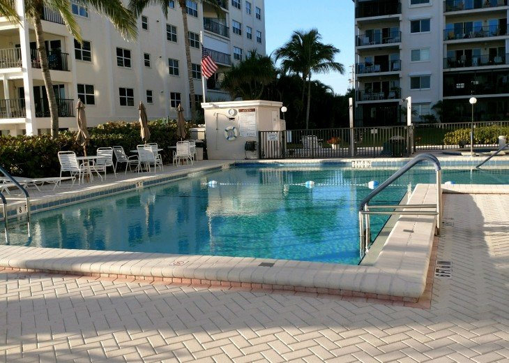 Estero Beach Club Perfect 1 Bedroom Condo on the Beach #10