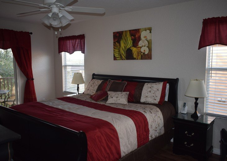 Second Floor King Suite