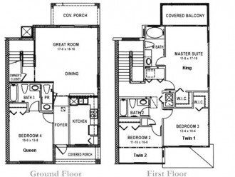 Spacious Floor Plan - Room For All